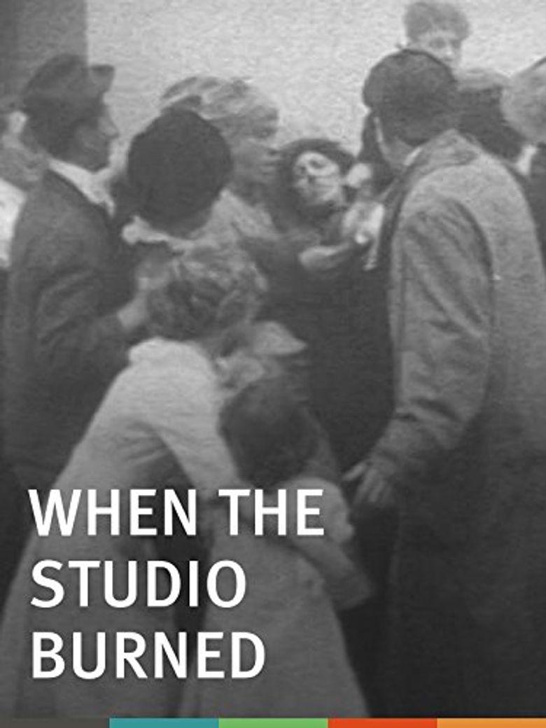 When the Studio Burned Poster