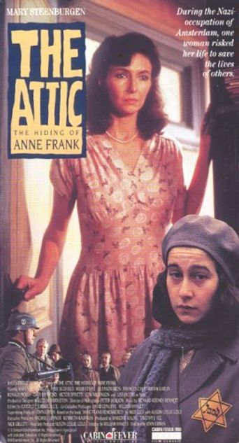 The Attic: The Hiding of Anne Frank Poster