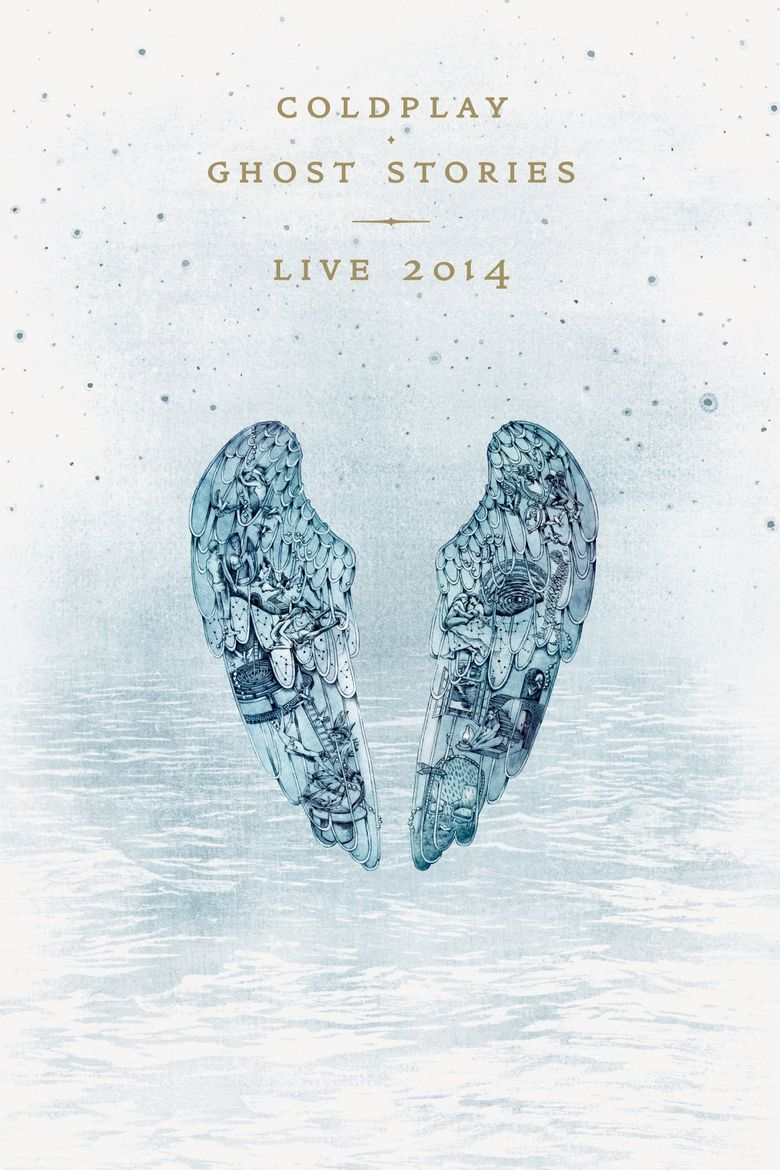 Coldplay: Ghost Stories Live Poster