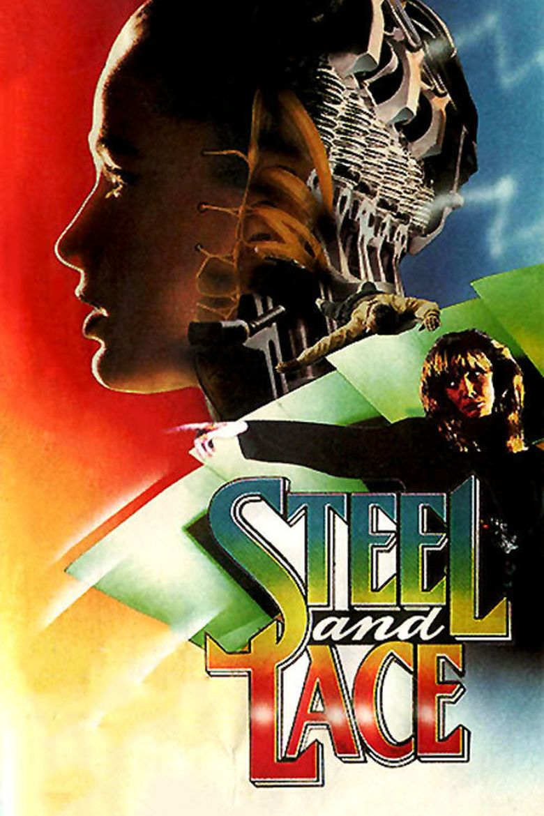 Steel and Lace Poster