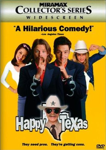 Happy, Texas Poster