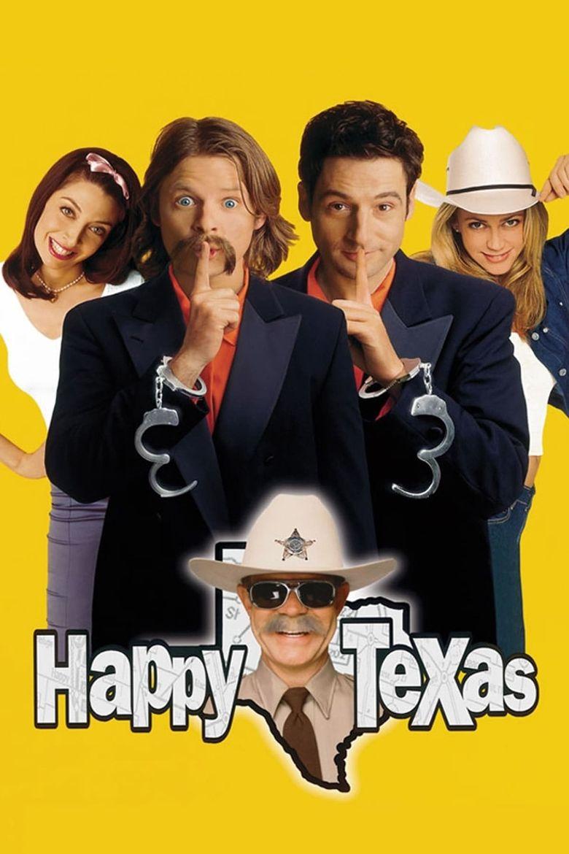 Happy, Texas Poster