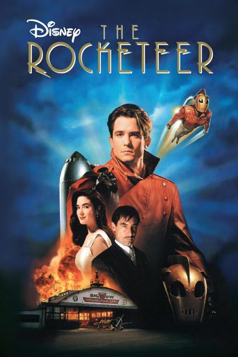 Watch The Rocketeer