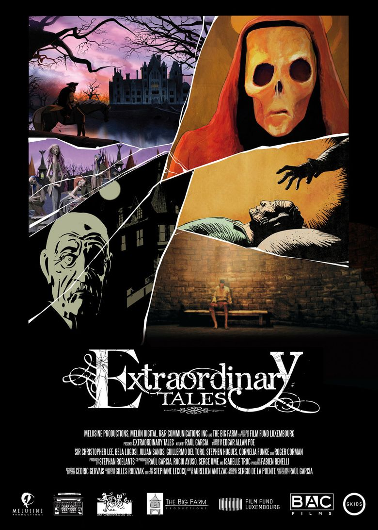 Watch Extraordinary Tales