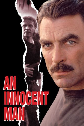 An Innocent Man Poster