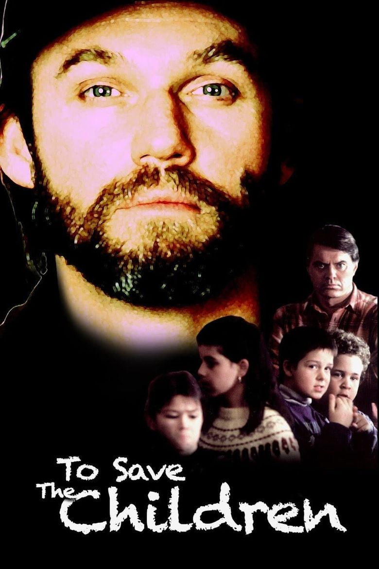 To Save the Children Poster
