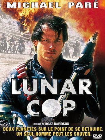 Lunar Cop Poster