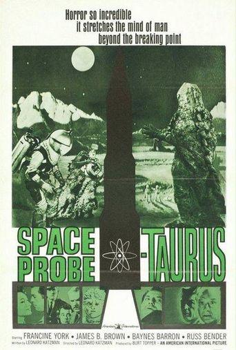 Space Probe Taurus Poster