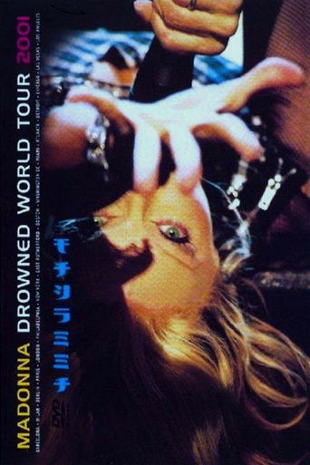 Madonna: Drowned World Tour Poster