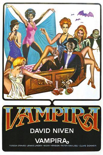 Vampira Poster