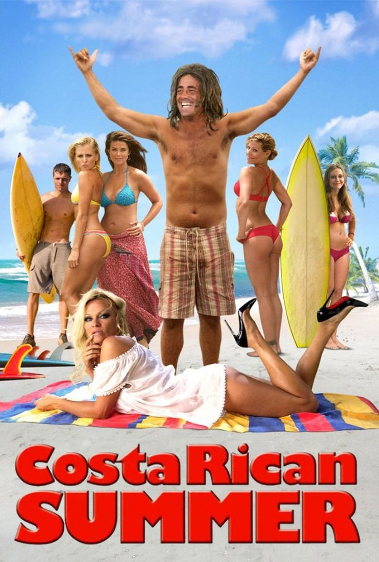 Costa Rican Summer Poster