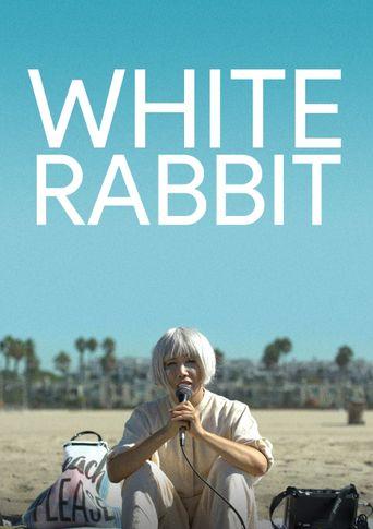 White Rabbit Poster