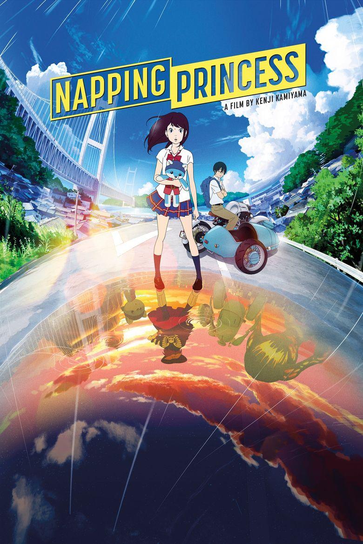 Napping Princess Poster