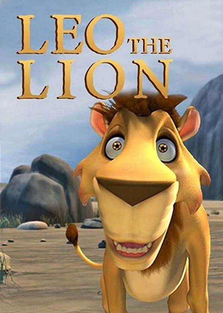 Leo the Lion Poster