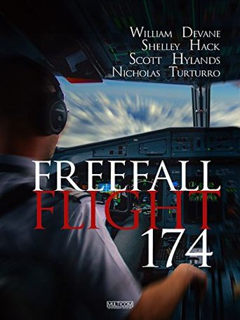 Falling from the Sky: Flight 174 Poster