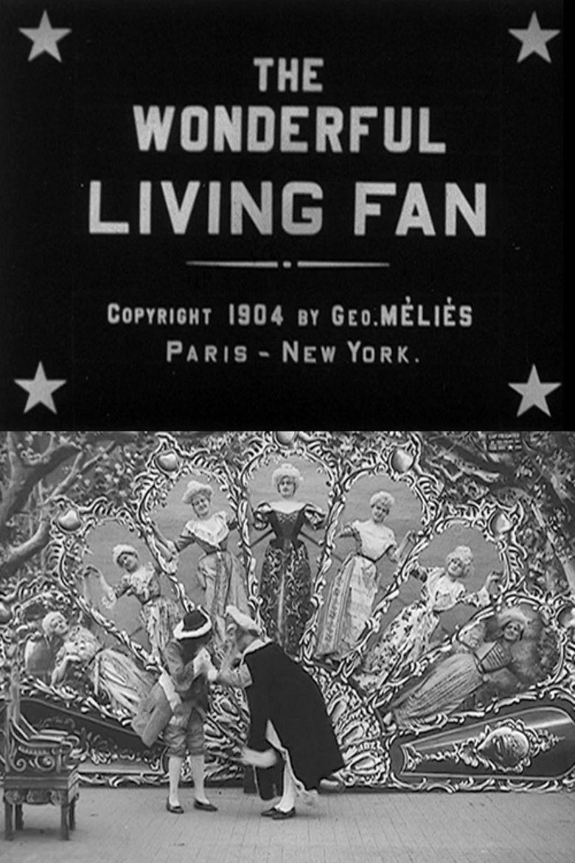 The Wonderful Living Fan Poster