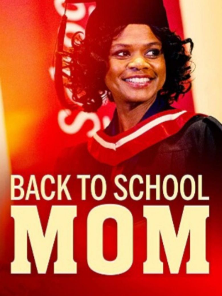 Back to School Mom Poster