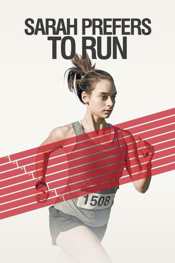 Sarah Prefers to Run Poster