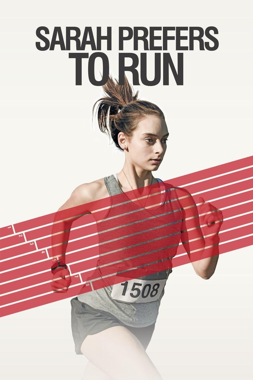Sarah Prefers to Run Poster