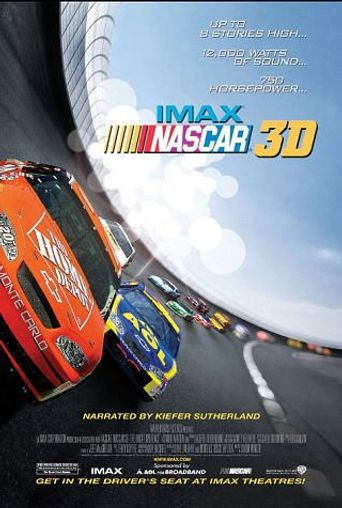 NASCAR: The IMAX Experience Poster