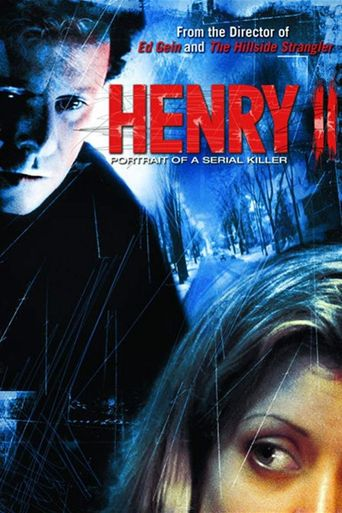 Henry II: Portrait of a Serial Killer Poster