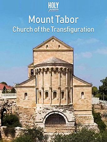 Mount Tabor & Church of the Transfiguration Poster