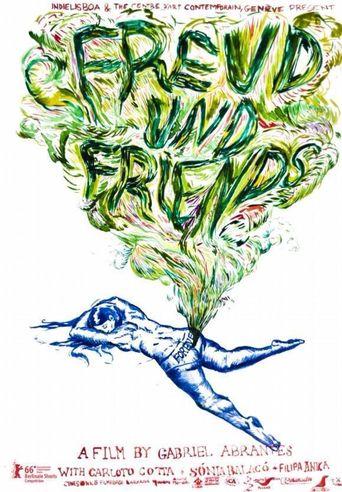 Freud und Friends Poster