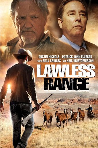 Lawless Range Poster