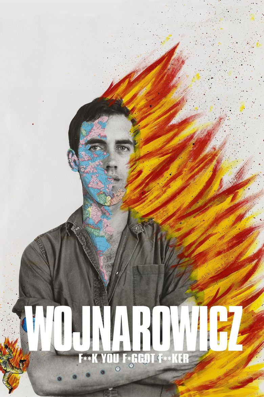 Wojnarowicz: F**k You F*ggot F**ker Poster
