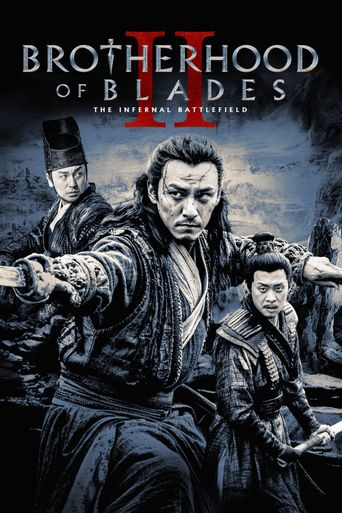Brotherhood of Blades II: The Infernal Battlefield Poster