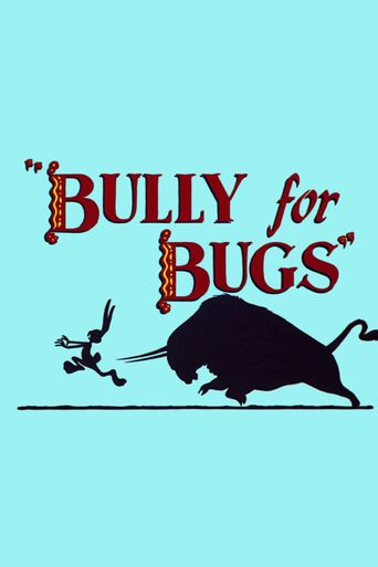 Bully for Bugs Poster