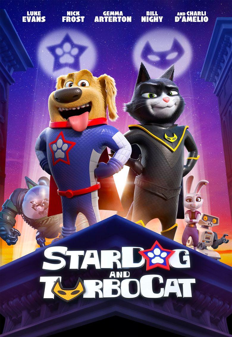 StarDog and TurboCat Poster