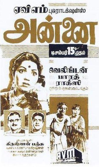 Annai Poster