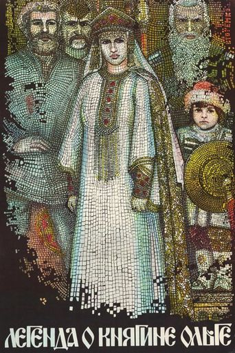 The Legend of Princess Olga Poster