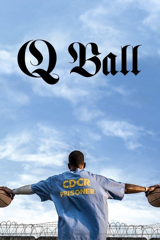 Q Ball Poster