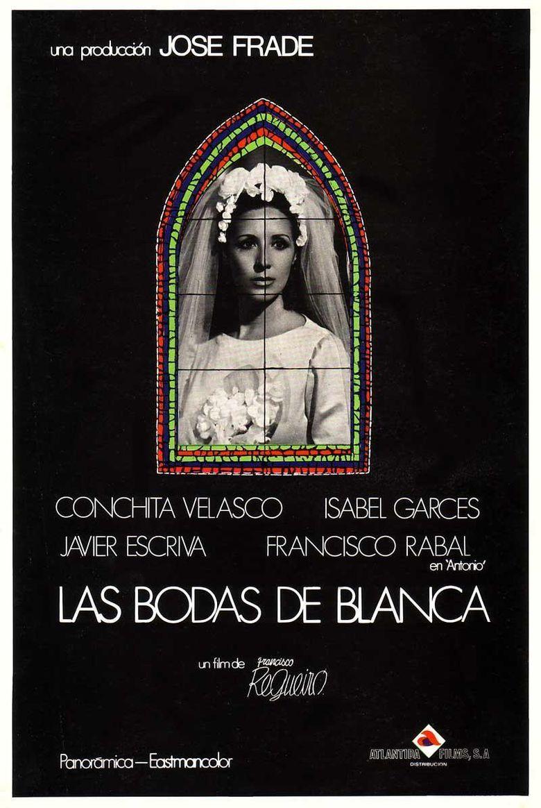 Blanca's Weddings Poster