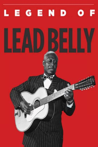 Legend of Lead Belly Poster