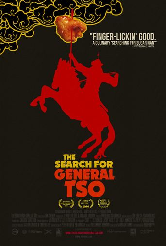 The Search for General Tso Poster