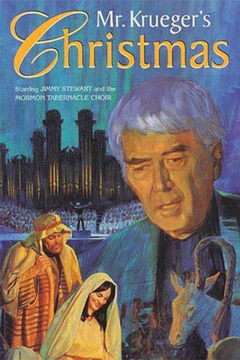 Mr. Krueger's Christmas Poster