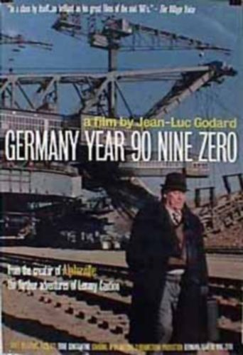 Germany Year 90 Nine Zero Poster