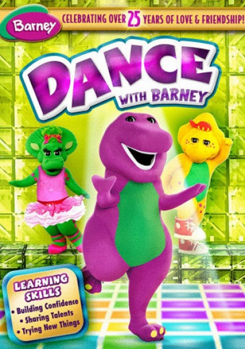 Barney: Dance With Barney Poster