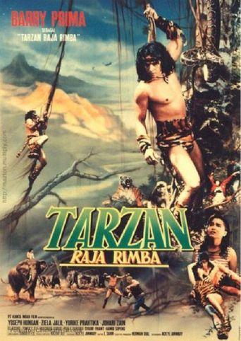 Tarzan, King of the Jungle Poster