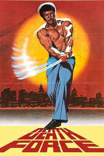 Death Force Poster