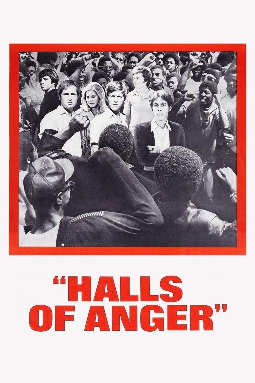 Halls of Anger Poster