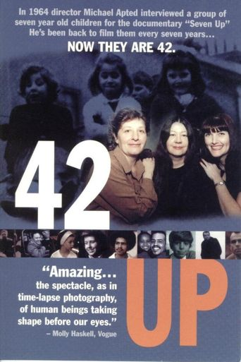 42 Up Poster