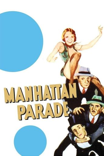 Manhattan Parade Poster