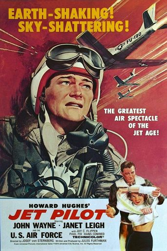 Jet Pilot Poster
