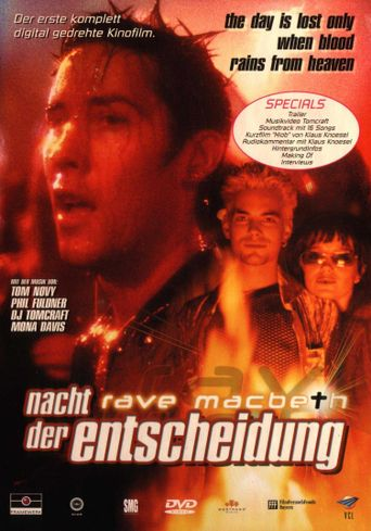 Rave Macbeth Poster