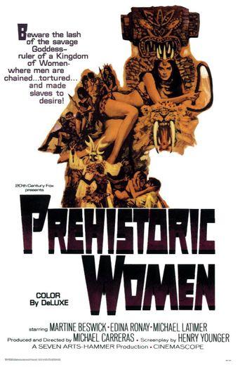 Slave Girls Poster