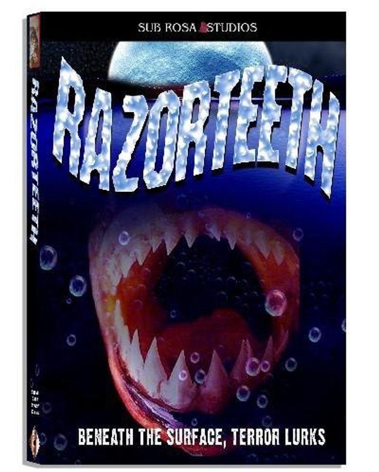 Razorteeth Poster